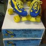1970's roller skates